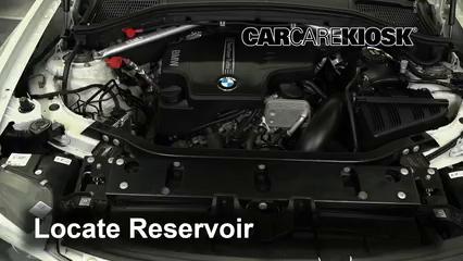 2017 BMW X4 xDrive28i 2.0L 4 Cyl. Turbo Windshield Washer Fluid