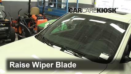 2017 BMW X4 xDrive28i 2.0L 4 Cyl. Turbo Windshield Wiper Blade (Front)