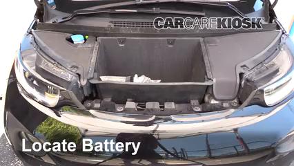 2017 BMW i3 Range Extender 0.6L 2 Cyl. Batterie