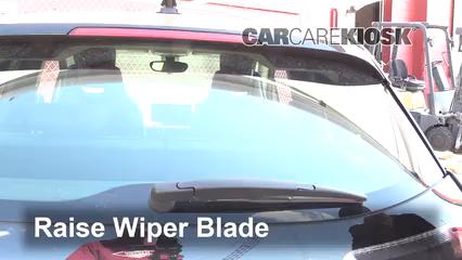 2017 BMW i3 Range Extender 0.6L 2 Cyl. Balais essuie-glace arrière