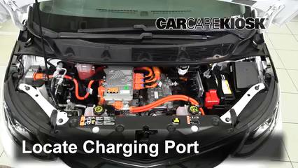 2017 Chevrolet Bolt EV LT Electric Aire Acondicionado