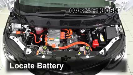 2017 Chevrolet Bolt EV LT Electric Batería