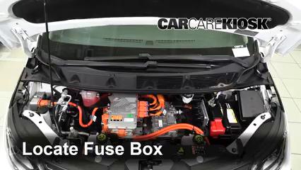 2017 Chevrolet Bolt EV LT Electric Fusible (motor)