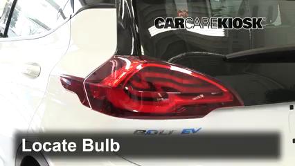 2017 Chevrolet Bolt EV LT Electric Luces
