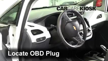 2017 Chevrolet Bolt EV LT Electric Compruebe la luz del motor