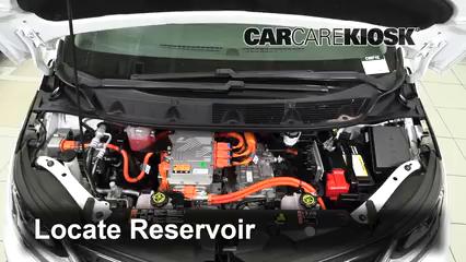 2017 Chevrolet Bolt EV LT Electric Líquido limpiaparabrisas