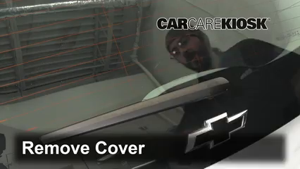 2017 Chevrolet Bolt EV LT Electric Escobillas de limpiaparabrisas trasero