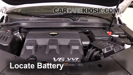 2017 Chevrolet Equinox Premier 3.6L V6 Batterie