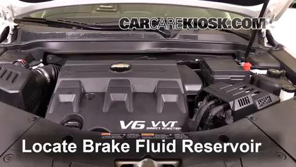 2017 Chevrolet Equinox Premier 3.6L V6 Liquide de frein