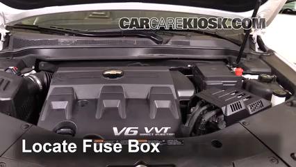 2017 Chevrolet Equinox Premier 3.6L V6 Fusible (moteur)