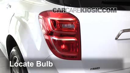 2017 Chevrolet Equinox Premier 3.6L V6 Éclairage