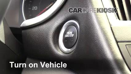 2017 Chevrolet Malibu Premier 2.0L 4 Cyl. Turbo Bluetooth Pair Phone