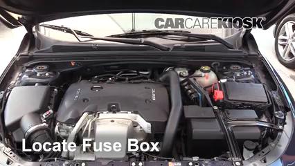 2017 Chevrolet Malibu Premier 2.0L 4 Cyl. Turbo Fusible (motor)