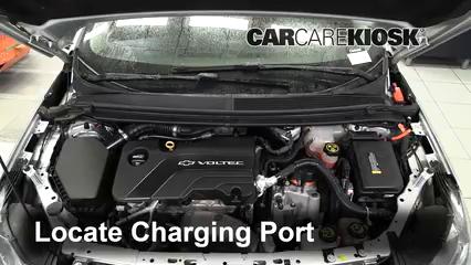 2017 Chevrolet Volt LT 1.5L 4 Cyl. Air Conditioner
