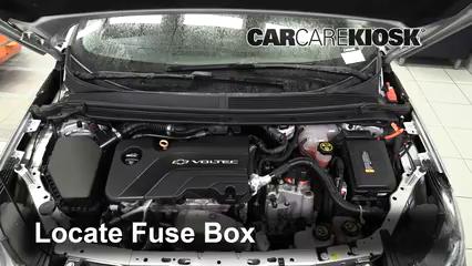 2017 Chevrolet Volt LT 1.5L 4 Cyl. Fuse (Engine)
