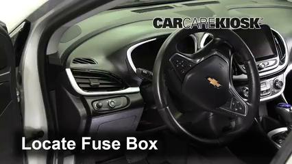 2017 Chevrolet Volt LT 1.5L 4 Cyl. Fuse (Interior)