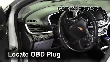 2017 Chevrolet Volt LT 1.5L 4 Cyl. Check Engine Light