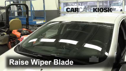 2017 Chevrolet Volt LT 1.5L 4 Cyl. Windshield Wiper Blade (Front)
