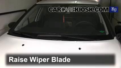 2017 Citroen C3 PureTech 1.2L 3 Cyl. Windshield Wiper Blade (Front)