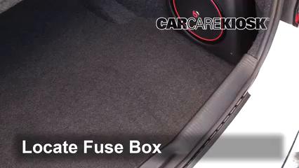 2017 Dodge Charger SRT 392 6.4L V8 Fusible (interior)