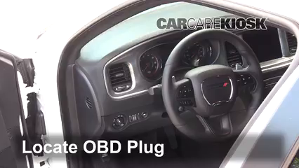 2017 Dodge Charger SRT 392 6.4L V8 Compruebe la luz del motor