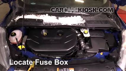 2017 Ford Escape SE 2.0L 4 Cyl. Turbo Fuse (Engine) Replace