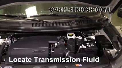2017 Ford Explorer XLT 3.5L V6 Liquide de transmission
