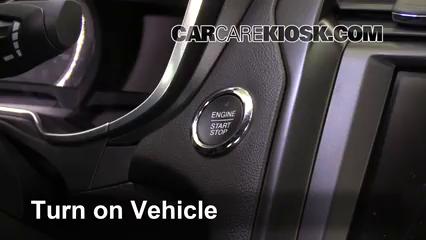 2017 Ford Fusion Energi Titanium 2.0L 4 Cyl. Bluetooth