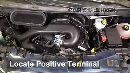 2017 Ford Transit-150 XLT 3.7L V6 FlexFuel Batterie Début de saut