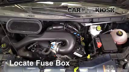 2017 Ford Transit-150 XLT 3.7L V6 FlexFuel Fusible (moteur) Remplacement