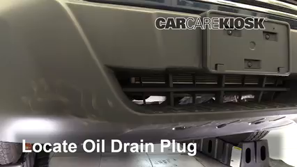 2017 Ford Transit-150 XLT 3.7L V6 FlexFuel Huile Changer l'huile et le filtre à huile