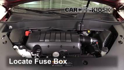 2017 GMC Acadia Limited 3.6L V6 Fusible (moteur)