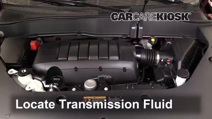 2017 GMC Acadia Limited 3.6L V6 Liquide de transmission