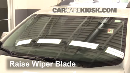 2017 GMC Acadia SLE 2.5L 4 Cyl. Windshield Wiper Blade (Front)