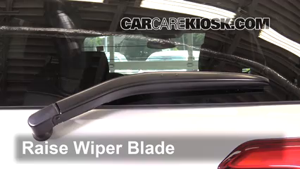 2017 GMC Acadia SLE 2.5L 4 Cyl. Windshield Wiper Blade (Rear)