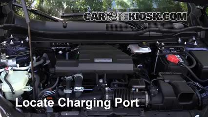2017 Honda CR-V EX 1.5L 4 Cyl. Turbo Climatisation