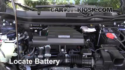 2017 Honda CR-V EX 1.5L 4 Cyl. Turbo Batterie