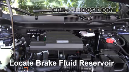 2017 Honda CR-V EX 1.5L 4 Cyl. Turbo Liquide de frein