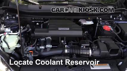 2017 Honda CR-V EX 1.5L 4 Cyl. Turbo Antigel (Liquide de Refroidissement)