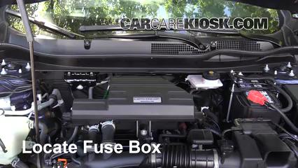 2017 Honda CR-V EX 1.5L 4 Cyl. Turbo Fusible (motor) Control