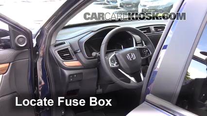 2017 Honda CR-V EX 1.5L 4 Cyl. Turbo Fusible (intérieur)