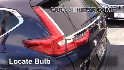 2017 Honda CR-V EX 1.5L 4 Cyl. Turbo Éclairage