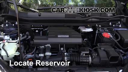2017 Honda CR-V EX 1.5L 4 Cyl. Turbo Liquide essuie-glace