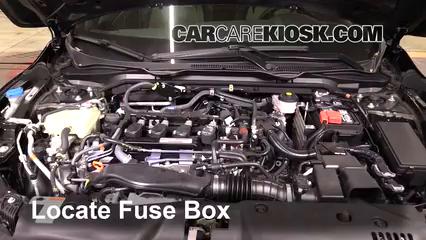 2017 Honda Civic LX 1.5L 4 Cyl. Turbo Coupe Fuse (Engine)