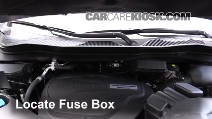 2017 Honda Ridgeline RTL 3.5L V6 Fuse (Engine)