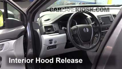 2017 Honda Ridgeline RTL 3.5L V6 Belts