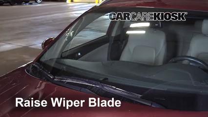 2017 Hyundai Tucson Eco 1.6L 4 Cyl. Turbo Windshield Wiper Blade (Front)