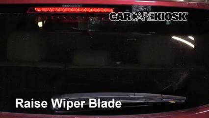 2017 Hyundai Tucson Eco 1.6L 4 Cyl. Turbo Windshield Wiper Blade (Rear)