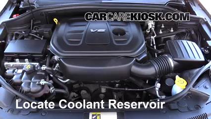 2017 Jeep Grand Cherokee Laredo 3.6L V6 FlexFuel Coolant (Antifreeze)