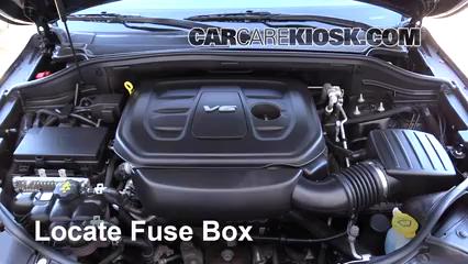 2017 Jeep Grand Cherokee Laredo 3.6L V6 FlexFuel Fuse (Engine)